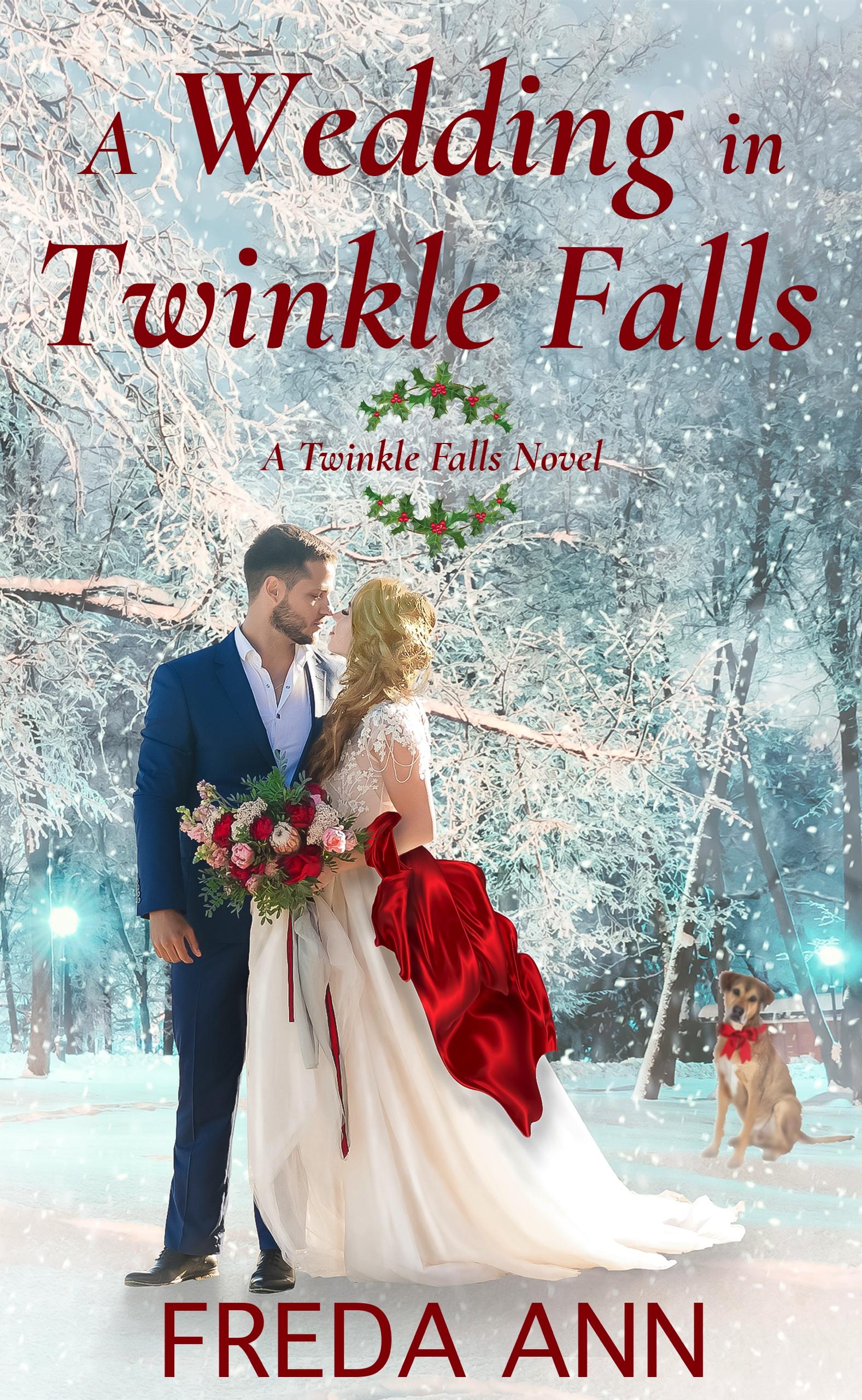 A-Wedding-in-Twinkle-Falls-Kindle